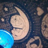 harga lampu tidur proyektor doraemon Tokopedia.com