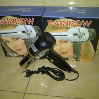 Hair Dryer Rainbow