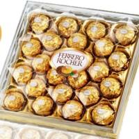 Ferrero Rocher T24 300gr Coklat Ferrero Rocher isi 24
