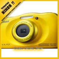 Kamera Nikon Underwater /waterproof Bonus Memory SDHC 8 Gb Gaya