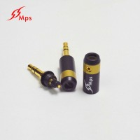 MPS EAGLE 4G Jack 3.5mm Mini Stereo Audio Gold Plated