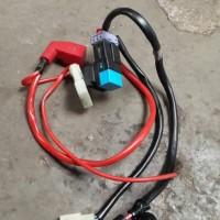 harga kabel aki / dinamo + bendik starter mio m3 m 3 ( stater ) Tokopedia.com