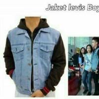 Jaket Levis Boy anak jalanan