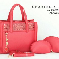 Charles&keith Monami 3in1 CL006