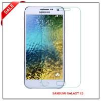 Samsung Galaxy E5 Screen Protector Tempered Glass