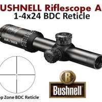harga Riflescope Bushnell Riflescope Ar 1-4x24 #ar91424 Tokopedia.com