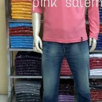 harga Kaos Polo Shirt Katun Pique Tokopedia.com
