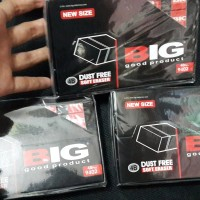 Penghapus/ Eraser/ Penghapus Karet/ Black Big/ Hitam/ Besar