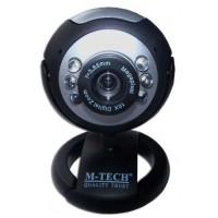 Web Camera M-TECH LIVECAM (6 Lampu)