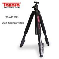 Tripod Takara TAA-722SR Ballhead