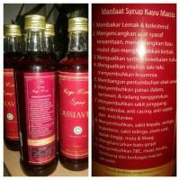 Sirup Kayu Manis