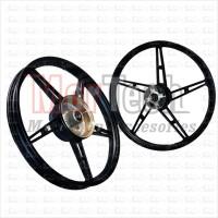 harga Velg Racing Conrad MD Jupiter MX Palang 5 Hitam Tokopedia.com