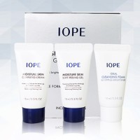 IOPE CLEANSING SPECIAL GIFT SET