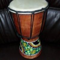Mainan edukasi anak-alat musik jimbe