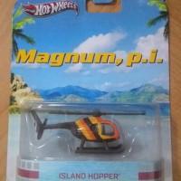 hot wheels entertainment island hopper magnum p.i. hotwheels