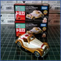 Jual Tomica Disney Dreamstar 39th Special Thanks Mickey Mouse Murah