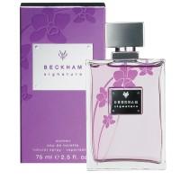 Parfum David Beckham Signature For Women EDT 75 ml (ORIGINAL)