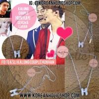 Kalung Couple Hunhan Sehun dan Luhan EXO