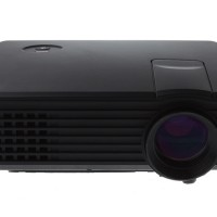 LODS Projector LED 805 Built In TV Tuner, HD 800 Lumens-Garansi 1 bln
