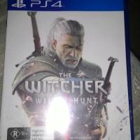 BD Kaset PS4 The Witcher 3 : Wild Hunt