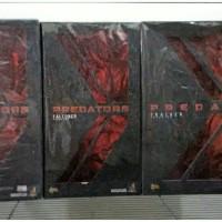Hot Toys Predators set of 3