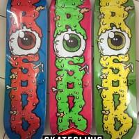 Skateboard Deck Droshky Stained Logo