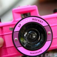 Lomography Sprocket Rocket Superpop! Pink