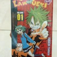 Komik : The Law of Ueki plus