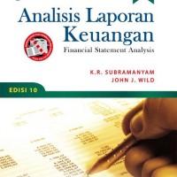 Analisis Laporan Keuangan Edisi 10 bk.1/K. R. Subramanyam