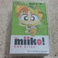 Komik Boxset Hai Miiko! 9-16