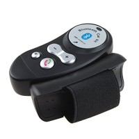 Remote Portable Handsfree Steering Wheel Bluetooth Phone Car Kit