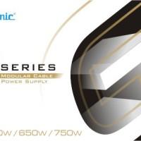 PSU Seasonic G650 650w 80 + Gold Modular