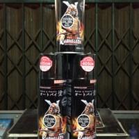 Samurai paint/black flat doff 109A-cat semprot aerosol
