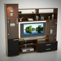 Wall Unit Tv Minimalia Pds 1021