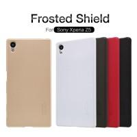 Hard Case Nillkin Frosted Shield Sony Xperia Z5 (Bonus Screen Guard)