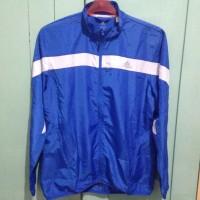harga Adidas Response Wind Biru Size S. Jaket Running/ Gym/ Olahraga Tokopedia.com