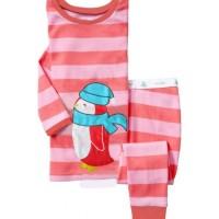 harga Baju Anak/baju Tidur/pajamas/gap-pinguin Pink Tokopedia.com
