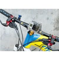 TMC GoBike Pro Bike Handlebar Mount Sepeda GoPro Xiaomi Yi HR85