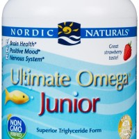 Nordic Naturals - Ultimate Omega Junior (90 Soft Gels) Fish Oil Anak