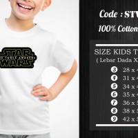 Kaos Anak Starwars - STW-003