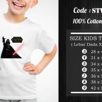 Kaos Anak Starwars - STW-008