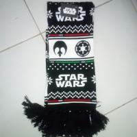 Star Wars Scarf Jackquard Knit ( syal ) from Loot Crate