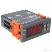 Willhi WH7016E Digital Temperature Controller Thermostat Dual Core