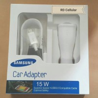 Car Charger / Casan Mobil Samsung Fast Charging 15W Original New 100%