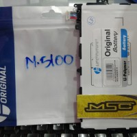 harga BATERAI SAMSUNG GALAXY TAB NOTE 8.0 ( N5100 ) Tokopedia.com
