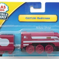 Fisher Price - Thomas & Friends Collectible Railway - Caitlin