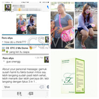Fplus 3 in 1 Diet Suplemen with Detox System
