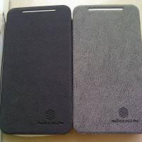 NILLKIN HTC One Sc T528D Flip Leather Case Free Screen Guard