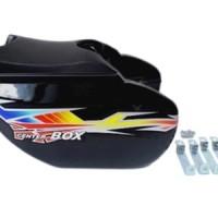 RajaMotor Cool Box Barang Tengah Honda Bebek dengan Klem- Hitam