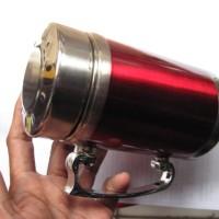 Mug Gelas Air Minum Magnet Stainless untuk Kesehatan Panas & Dingin